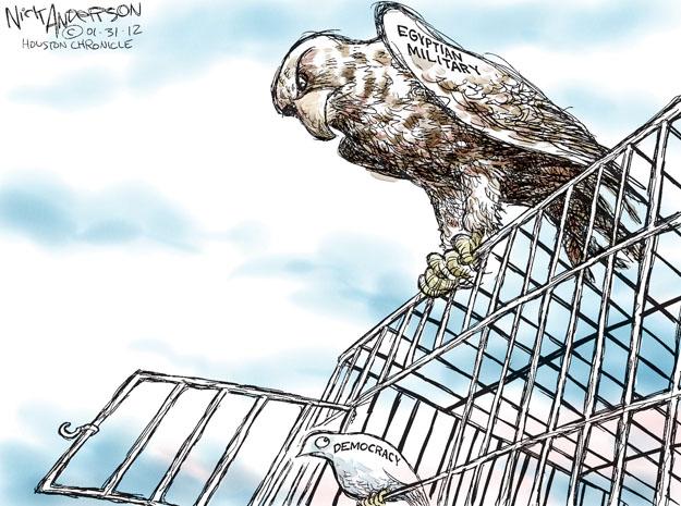 Nick Anderson  Nick Anderson's Editorial Cartoons 2012-01-31 government revolution