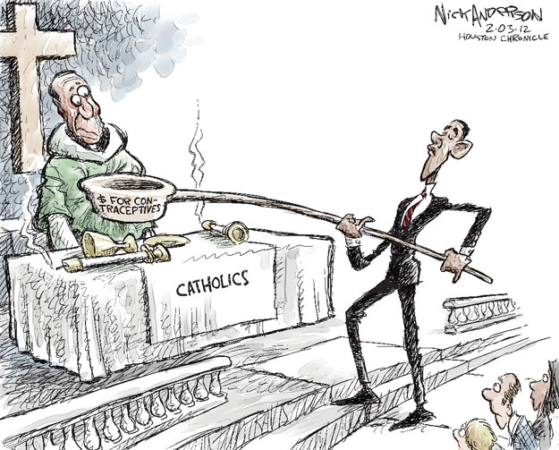 Cartoonist Nick Anderson  Nick Anderson's Editorial Cartoons 2012-02-03 control