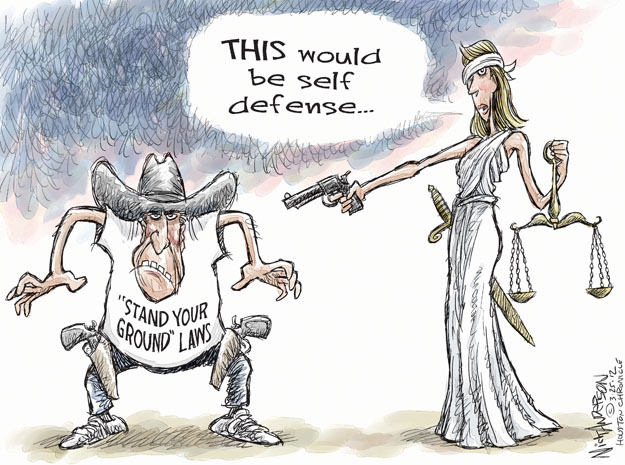 Nick Anderson  Nick Anderson's Editorial Cartoons 2012-03-25 justice system