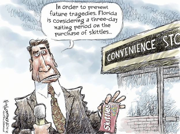 Nick Anderson  Nick Anderson's Editorial Cartoons 2012-04-01 candy