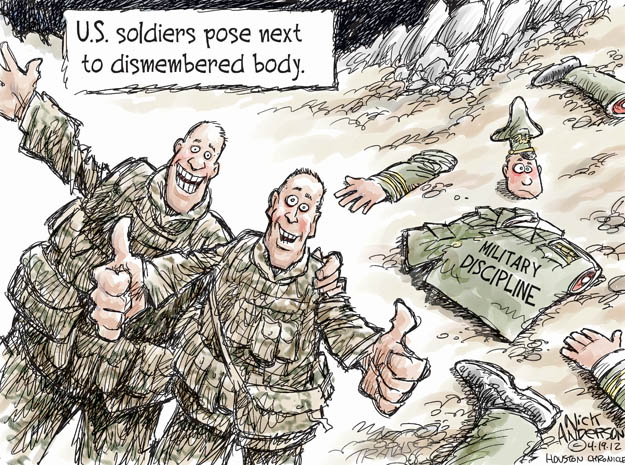 Cartoonist Nick Anderson  Nick Anderson's Editorial Cartoons 2012-04-19 armed