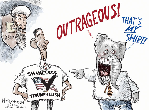Cartoonist Nick Anderson  Nick Anderson's Editorial Cartoons 2012-05-03 armed