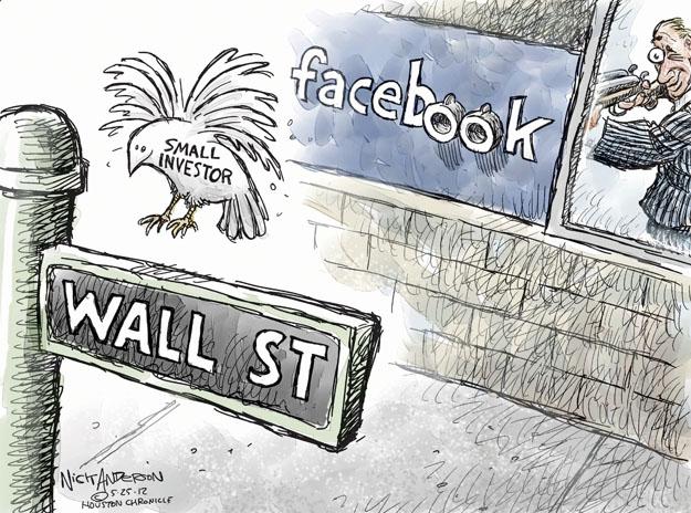 Nick Anderson  Nick Anderson's Editorial Cartoons 2012-05-25 stock market