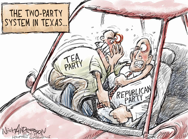 Nick Anderson  Nick Anderson's Editorial Cartoons 2012-05-31 political system