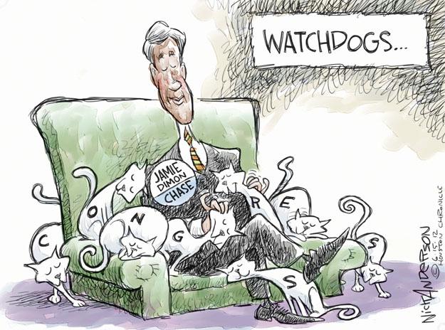 Nick Anderson  Nick Anderson's Editorial Cartoons 2012-06-15 chief