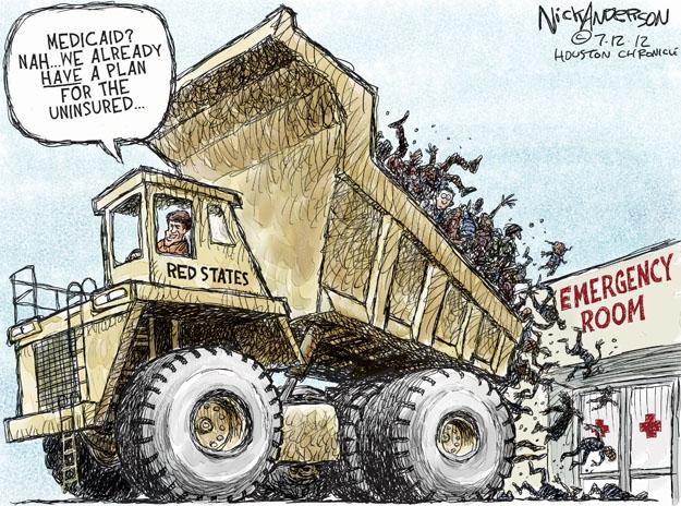 Nick Anderson  Nick Anderson's Editorial Cartoons 2012-07-12 conservative