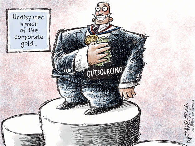 Cartoonist Nick Anderson  Nick Anderson's Editorial Cartoons 2012-07-15 business