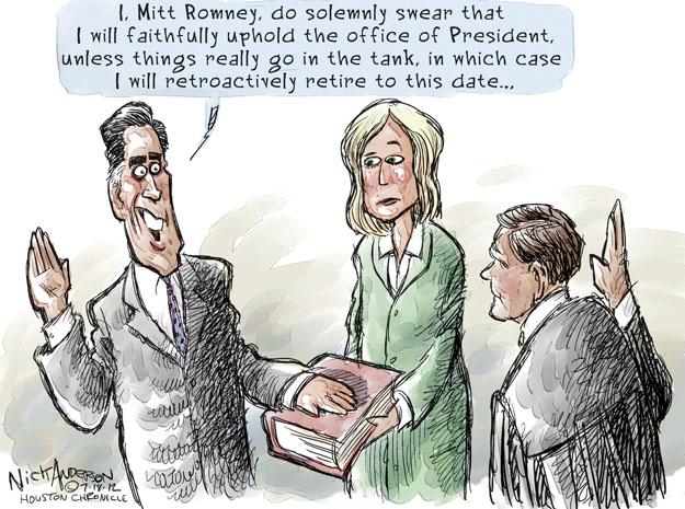 Cartoonist Nick Anderson  Nick Anderson's Editorial Cartoons 2012-07-18 Mitt