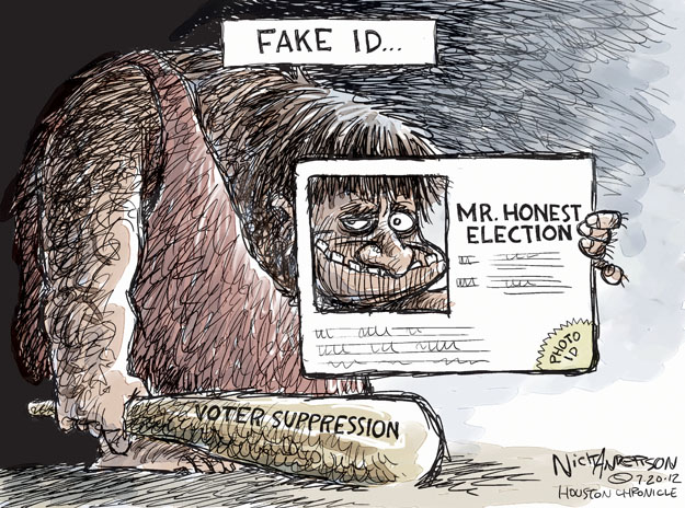Cartoonist Nick Anderson  Nick Anderson's Editorial Cartoons 2012-07-20 2012 election