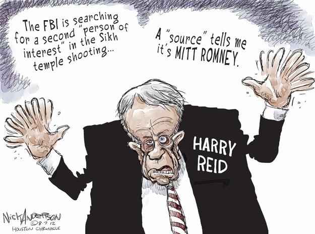 Cartoonist Nick Anderson  Nick Anderson's Editorial Cartoons 2012-08-07 republican politician