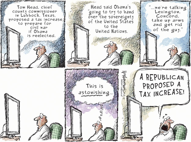 Nick Anderson  Nick Anderson's Editorial Cartoons 2012-08-24 revolutionary war