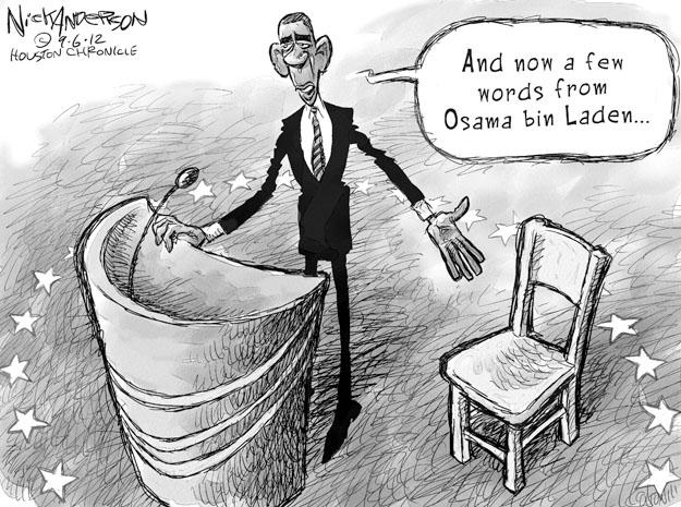 Cartoonist Nick Anderson  Nick Anderson's Editorial Cartoons 2012-09-06 Republican National Committee