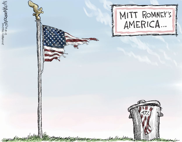 Nick Anderson  Nick Anderson's Editorial Cartoons 2012-09-19 47 percent