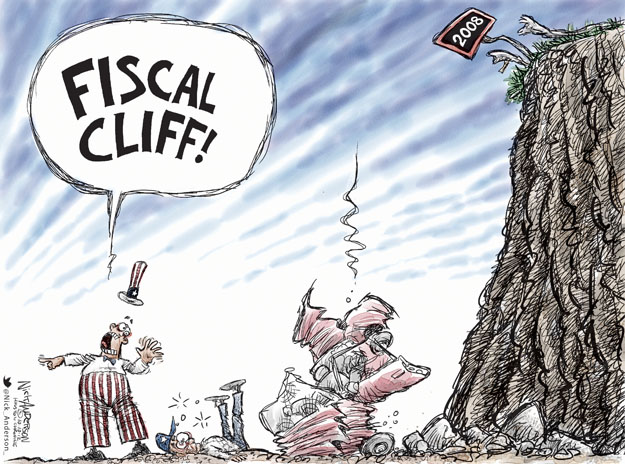 Fiscal Cliff! 2008.