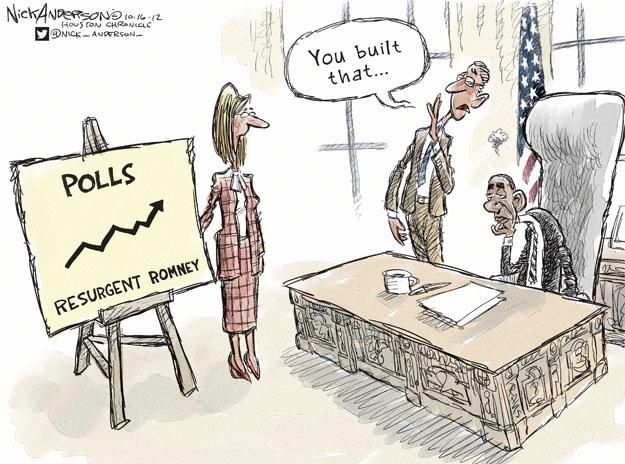 Cartoonist Nick Anderson  Nick Anderson's Editorial Cartoons 2012-10-16 Mitt