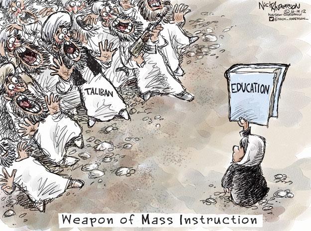 Nick Anderson  Nick Anderson's Editorial Cartoons 2012-10-19 school shooting