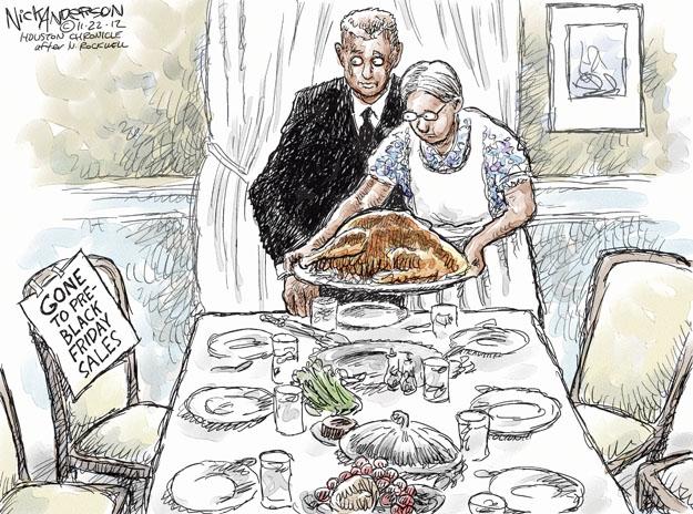 Nick Anderson  Nick Anderson's Editorial Cartoons 2012-11-22 Turkey
