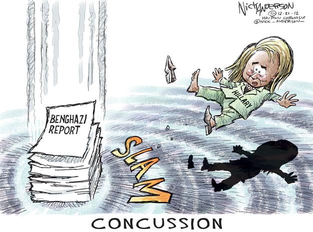 Nick Anderson  Nick Anderson's Editorial Cartoons 2012-12-21 Libya