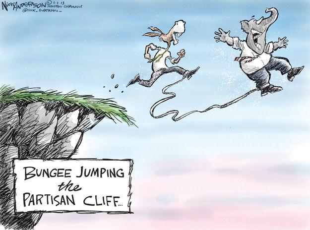 Nick Anderson  Nick Anderson's Editorial Cartoons 2013-01-01 republican party