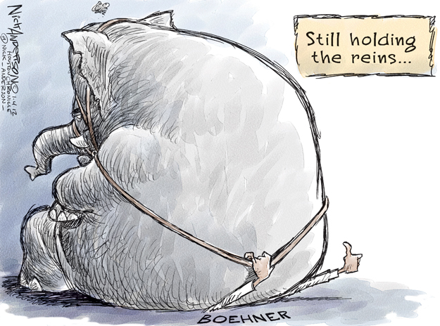 Nick Anderson  Nick Anderson's Editorial Cartoons 2013-01-04 hold