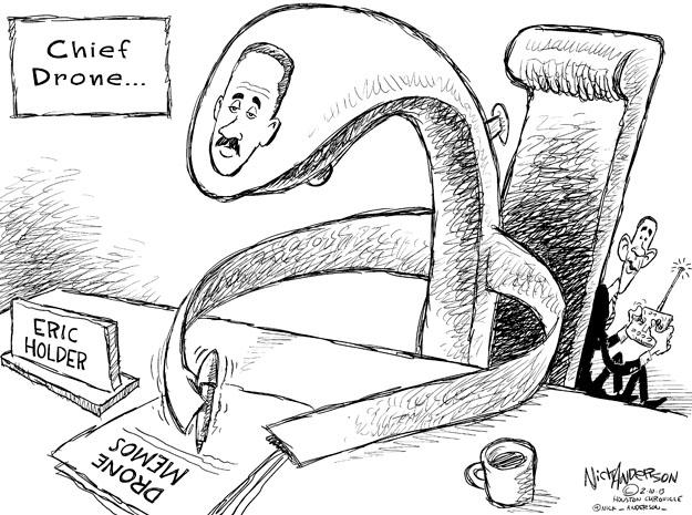 Cartoonist Nick Anderson  Nick Anderson's Editorial Cartoons 2013-02-10 control