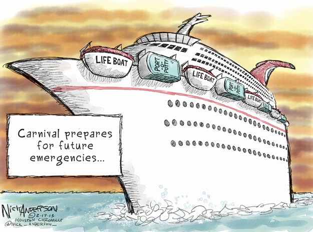 Nick Anderson  Nick Anderson's Editorial Cartoons 2013-02-17 emergency