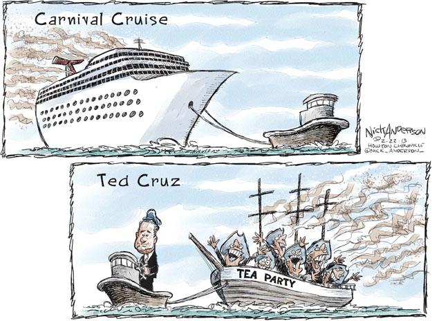 Nick Anderson  Nick Anderson's Editorial Cartoons 2013-02-22 conservative