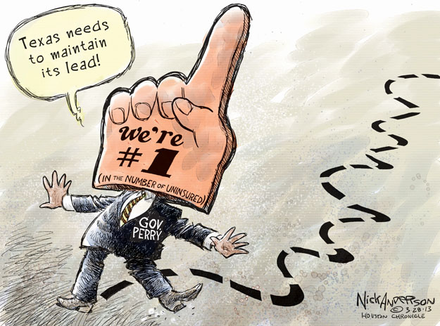 Cartoonist Nick Anderson  Nick Anderson's Editorial Cartoons 2013-03-28 Perry