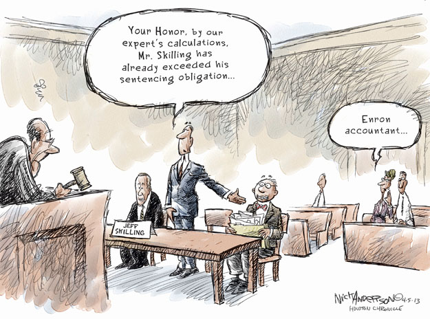 Nick Anderson  Nick Anderson's Editorial Cartoons 2013-04-05 fraud