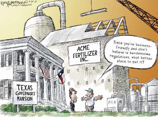Cartoonist Nick Anderson  Nick Anderson's Editorial Cartoons 2013-04-25 Perry