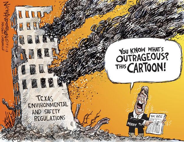 Cartoonist Nick Anderson  Nick Anderson's Editorial Cartoons 2013-05-01 Rick