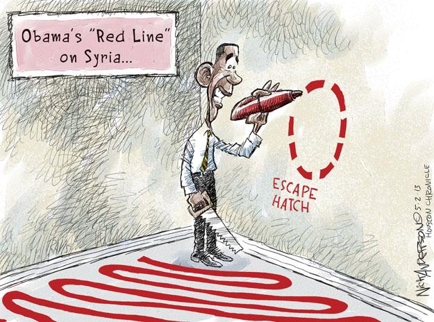 Cartoonist Nick Anderson  Nick Anderson's Editorial Cartoons 2013-05-02 policy