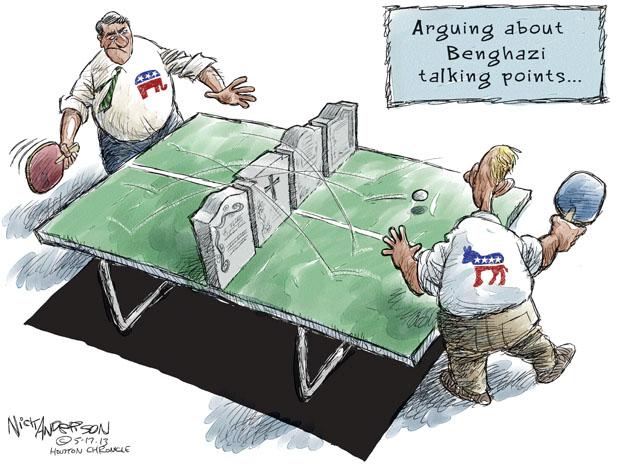 Nick Anderson  Nick Anderson's Editorial Cartoons 2013-05-17 argue