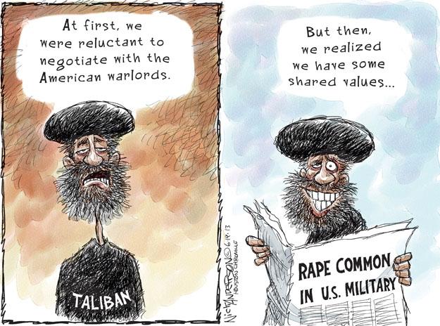 Cartoonist Nick Anderson  Nick Anderson's Editorial Cartoons 2013-06-19 values