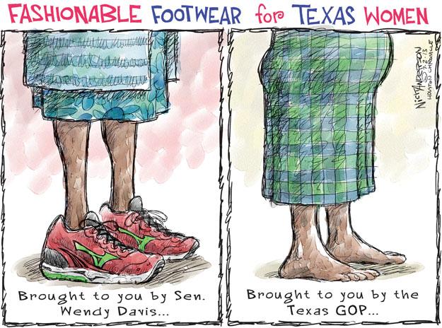 Cartoonist Nick Anderson  Nick Anderson's Editorial Cartoons 2013-07-02 reproductive