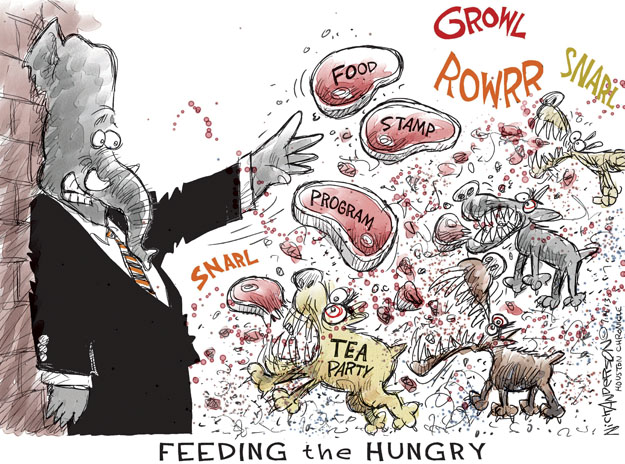 Cartoonist Nick Anderson  Nick Anderson's Editorial Cartoons 2013-07-14 tea party