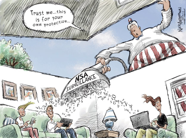 Nick Anderson  Nick Anderson's Editorial Cartoons 2013-08-11 protection