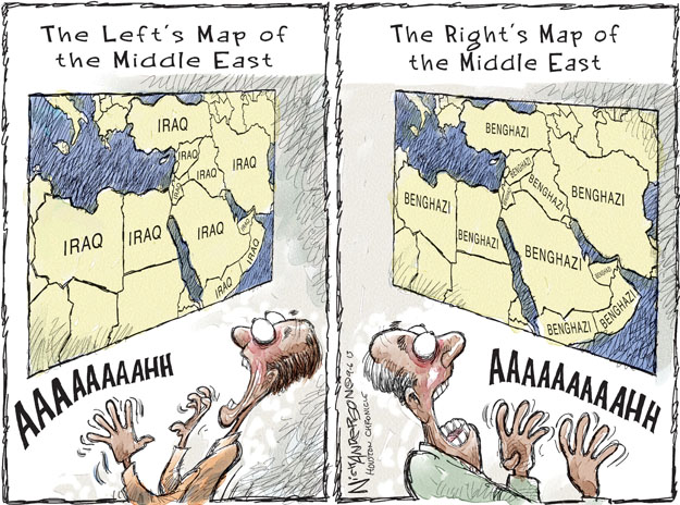 Cartoonist Nick Anderson  Nick Anderson's Editorial Cartoons 2013-09-06 east