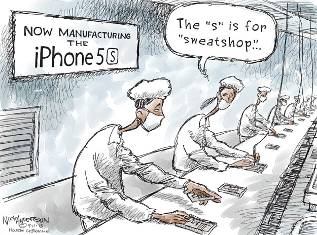 Nick Anderson  Nick Anderson's Editorial Cartoons 2013-09-11 device