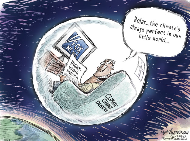 Nick Anderson  Nick Anderson's Editorial Cartoons 2013-09-29 climate