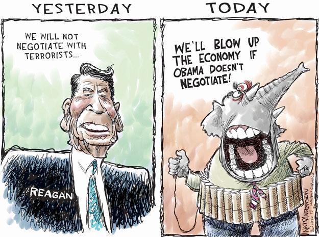 Nick Anderson  Nick Anderson's Editorial Cartoons 2013-10-10 republican president