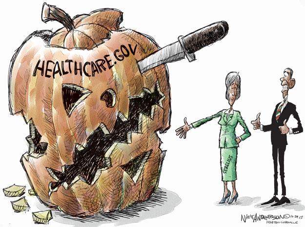 Healthcare.gov. Sebelius.