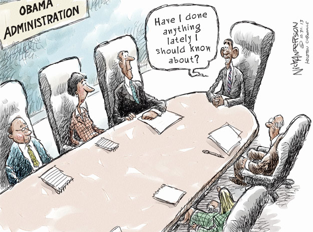 Nick Anderson  Nick Anderson's Editorial Cartoons 2013-10-31 anything