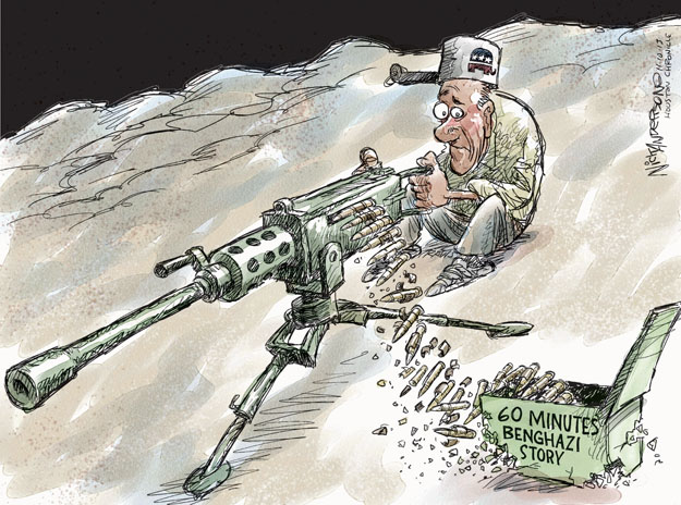 Cartoonist Nick Anderson  Nick Anderson's Editorial Cartoons 2013-11-10 story