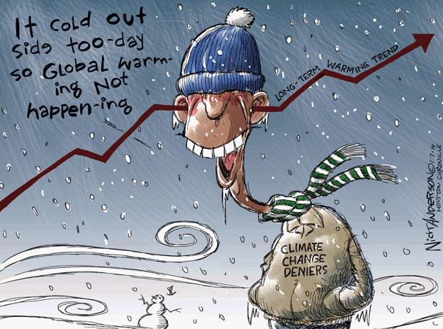 Nick Anderson  Nick Anderson's Editorial Cartoons 2014-01-07 environment