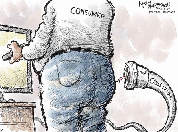 Nick Anderson  Nick Anderson's Editorial Cartoons 2014-02-18 Nick Anderson