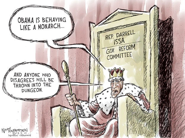 Cartoonist Nick Anderson  Nick Anderson's Editorial Cartoons 2014-03-07 criticism