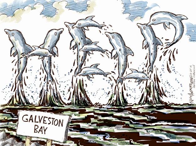 Nick Anderson  Nick Anderson's Editorial Cartoons 2014-03-25 damage