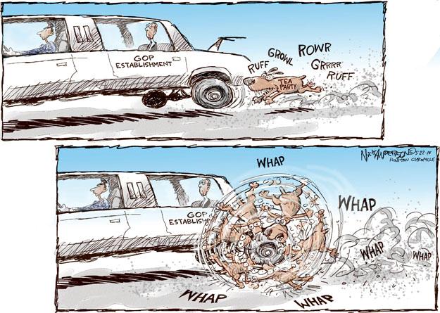 Nick Anderson  Nick Anderson's Editorial Cartoons 2014-05-22 republican party