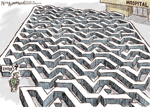 Cartoonist Nick Anderson  Nick Anderson's Editorial Cartoons 2014-05-23 military